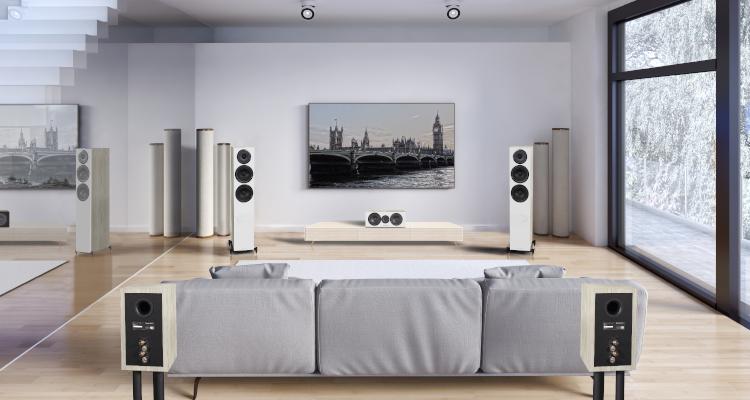 Wharfedale Diamond 12 Series Lautsprecher Light Oak News Test Review Speaker