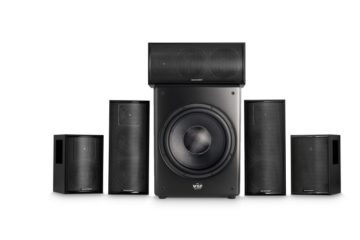 M&K Sound 750 Series und V12 Subwoofer Heimkino Set kaufen Test News Review