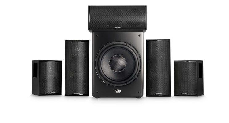 M&K Sound 750 Series und V12 Subwoofer Heimkino Set kaufen Test News Review