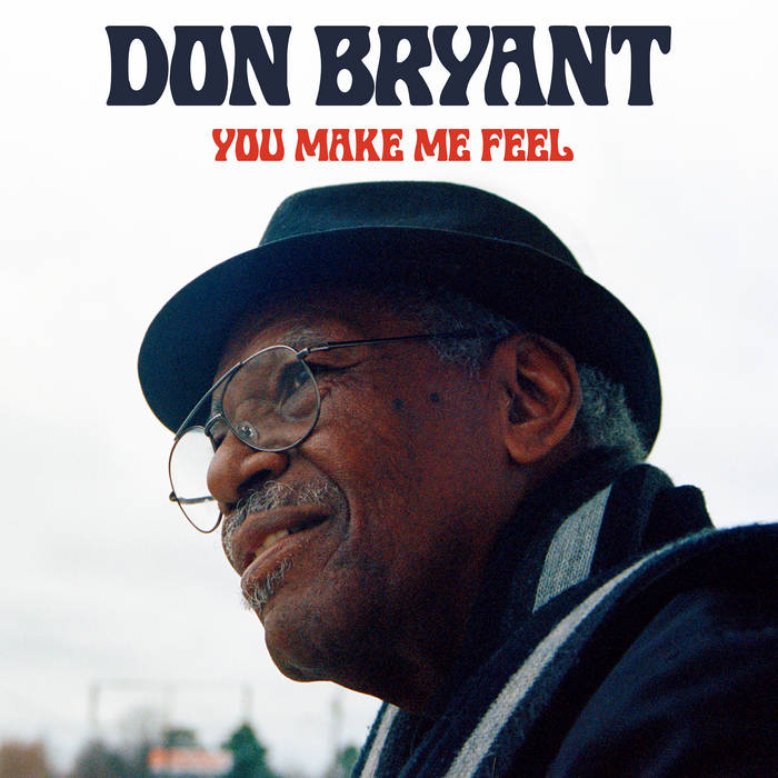Don Bryant - You Make Me Feel Cover Artwork
