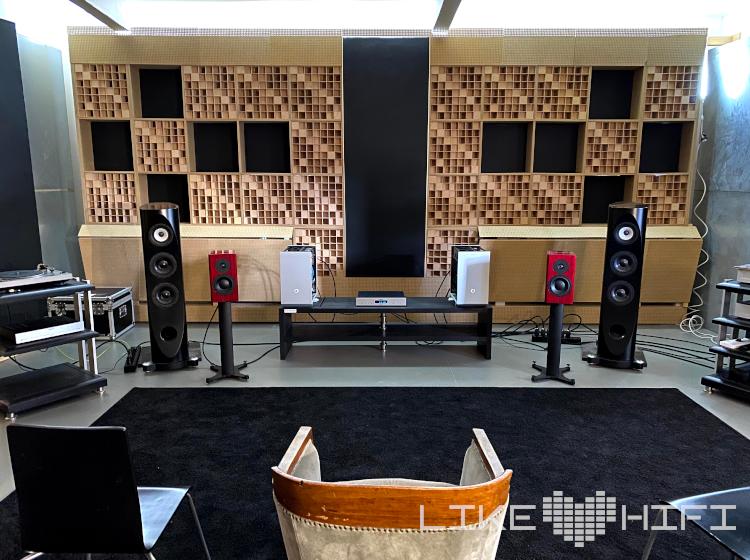 Audionet Berlin Spandau Showroom Besuch Vor Ort High End Hörraum