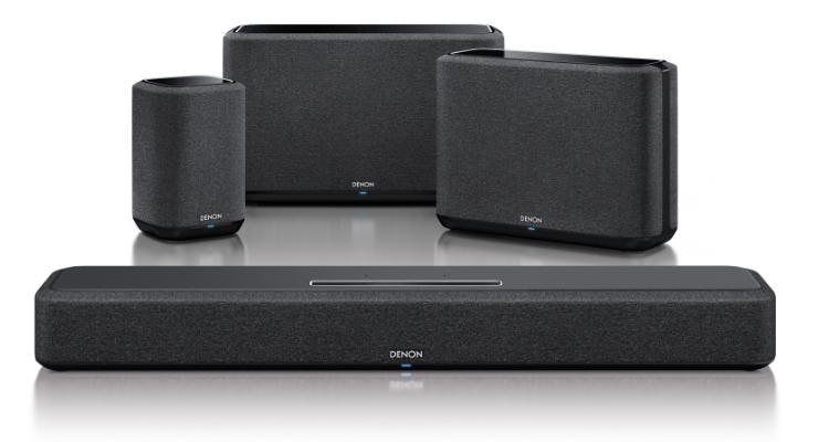Denon Home Sound Bar 550 - Set Soundbar