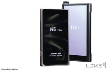 Shanling M6 Pro FiiO M15 Test Review DAP mobile Audioplayer digitale HiRes Hi-Res Player