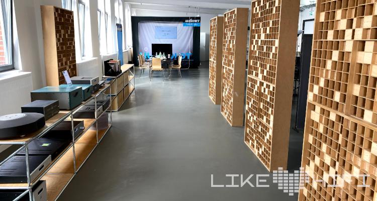 Audionet Berlin Spandau Showroom Besuch Vor Ort High End