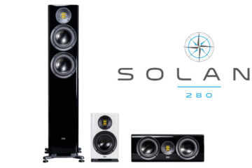 Elac Solano BS 283 FS 287 Regallautsprecher Bookshelf Kompakt Speaker News Test Review
