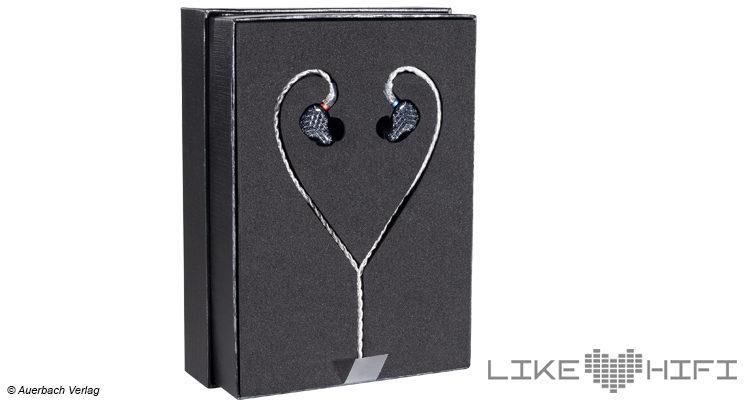 Fiio FA9 Kopfhörer In-Ear Einstieg InEar Test Review Headphones