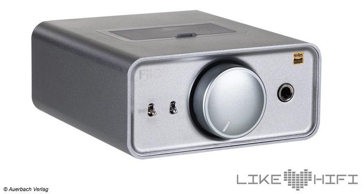 Fiio K5 Kopfhörerverstärker Einstieg Test Review