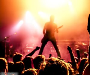 Konzert Rockmusik