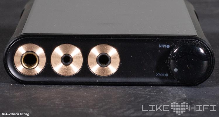 FiiO M15 Test Review DAP mobile Audioplayer digitale HiRes Hi-Res Player