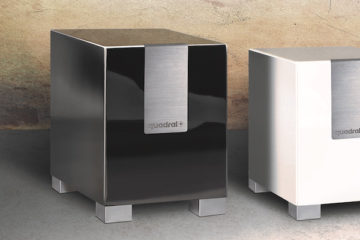 Quadral Qube Subwoofer CS10 S8