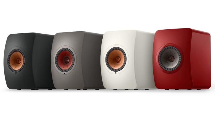 KEF LS50 Wireless II WLAN HiFi-Lautsprecher