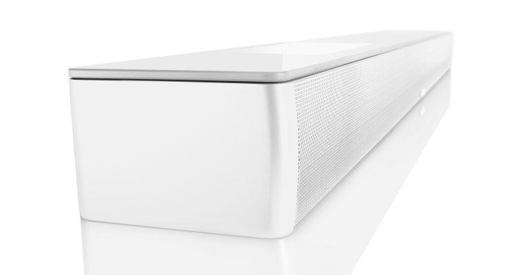 Canton Smart Soundbar 10 jetzt auch in Weiß