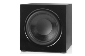 Saxx deepSound DS 12 EVO Subwoofer Lautsprecher News Test Review