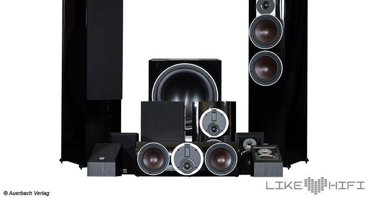 Dali Rubicon 6 Atmos 5.1.4 Lautsprecher-Set Speaker Test Review Surround Heimkino