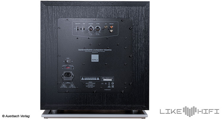 Dali Rubicon 6 Atmos 5.1.4 Lautsprecher-Set Speaker Test Review Surround Heimkino Subwoofer