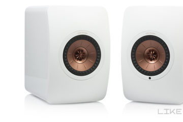 KEF LS50 Wireless Lautsprecher Aktivboxen Test Review Aktivlautsprecher