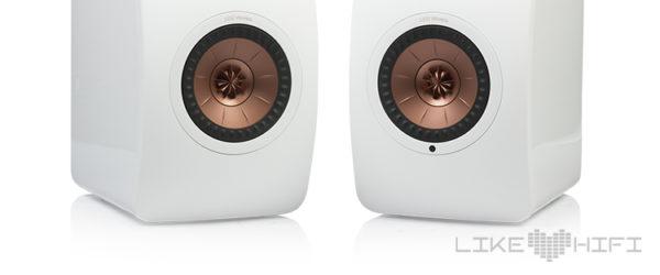KEF LS50 Wireless Lautsprecher Aktivboxen Test Review Aktivlautsprecher