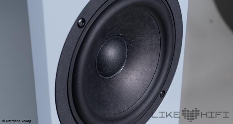 Inklang Ayers One Lautsprecher Kompakt Regal Test Review Audio Test Likehifi Tiefmitteltöner