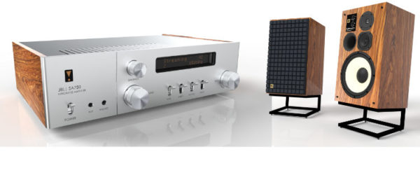 JBL L100 + JBL SA750 Classic Series Speaker Lautsprecher Amplifier Integrated Amp Verstärker News Test Review