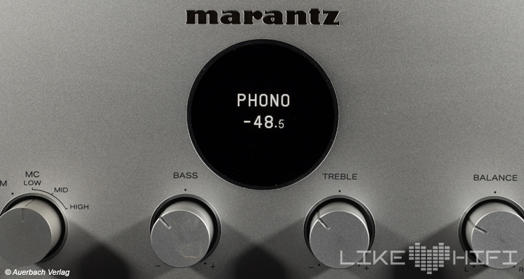 Marantz Model 30 Verstärker Vollverstärker Amp Test Review Likehifi Audio Test