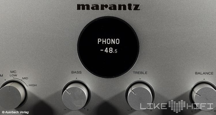 Marantz Model 30 Verstärker Vollverstärker Amp Test Review Likehifi Audio Test