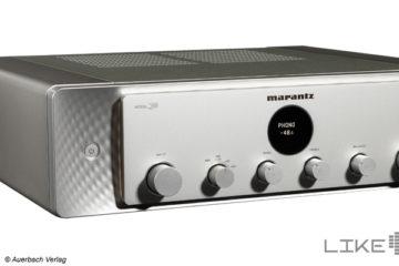 Marantz Model 30 Verstärker und SACD 30n Netzwerk SACD / CD-Player Test Review