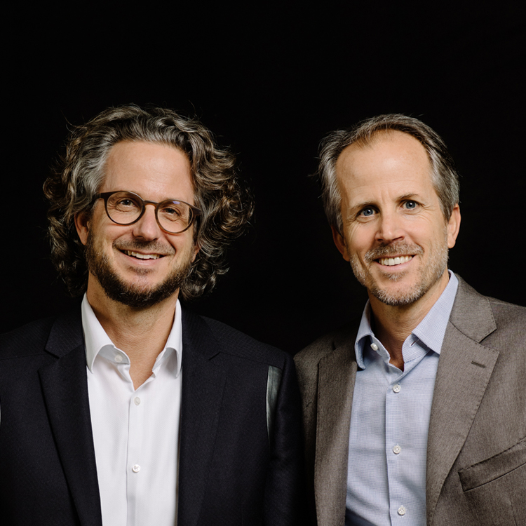Sennheiser Co-CEOs Daniel und Dr. Andreas Sennheiser Investor Verkauf Partner