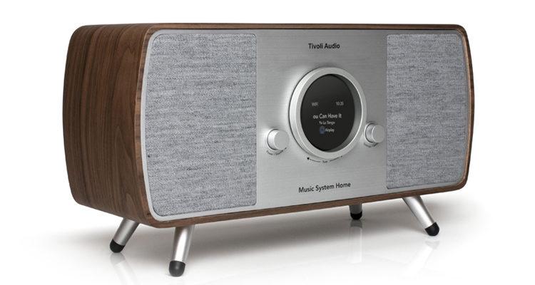 Tivoli Audio Music System Home Black Schwarz News Test Review
