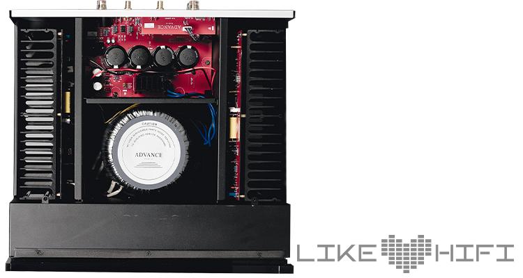 Test: Advance Paris X-A160 Verstärker Endstufe Review