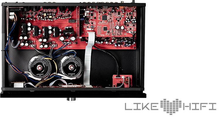 Test: Advance Paris X-P500 Vorstufe Pre-Amp Review