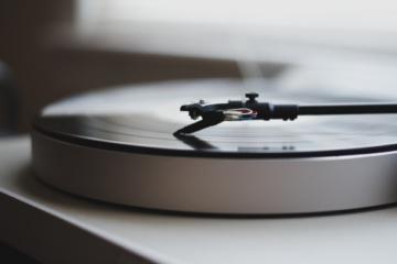 Vinyl Schallplatte Plattenspieler Verkauf Absatz 2020 Boom