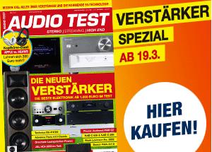 AUDIO TEST Magazin Ausgabe 2/21 2021 Februar Heft HiFi Kaufen Lautsprecher Vinyl Test