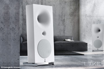 Avantgarde Acoustic ZERO 1 Test Likehifi AUDIO TEST Review Aktivlautsprecher Hornlautsprecher