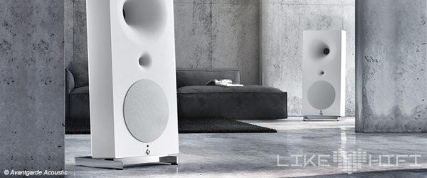 Avantgarde Acoustic ZERO 1 Test Likehifi AUDIO TEST Review Aktivlautsprecher Hornlautsprecher