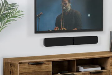 Bluesound Pulse Soundbar+ mit BluOST und Dolby Atmos