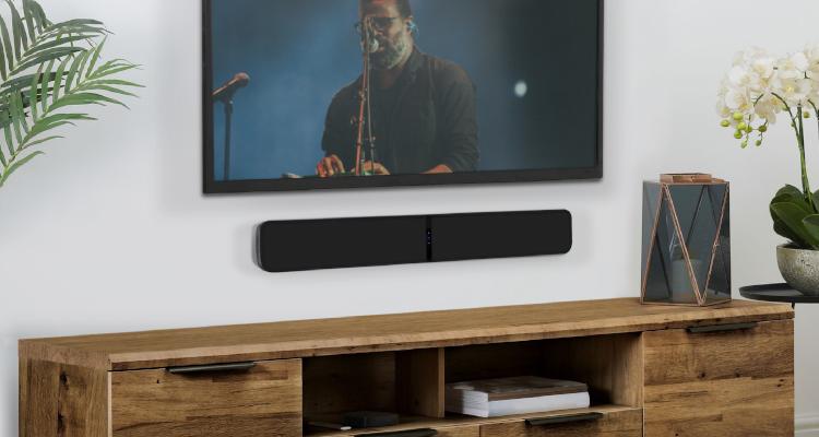Bluesound Pulse Soundbar+ mit BluOST und Dolby Atmos