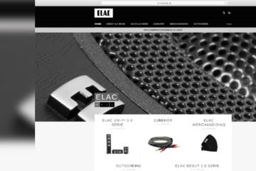 Elac Online Shop Lautsprecher Kaufen