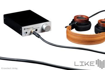 Grado RS2e Kopfhörer Lehmannaudio Drachenfels Verstärker Test Review Amp Headphone