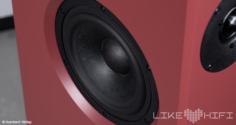 Inklang Ayers Three Lautsprecher Test Review Speaker kaufen Tieftöner