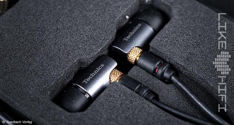 Technics EAH-TZ700 In-Ear Kopfhörer Headphones Test Review InEars Hires High End