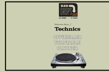RSD 2021 Record Store Day Technics Partner Gewinnspiel Turntable SL-1200