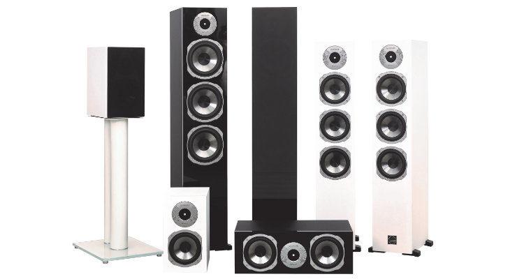 quadral SIGNUM Serie Lautsprecher Speaker Signum 90 Test News Review kaufen