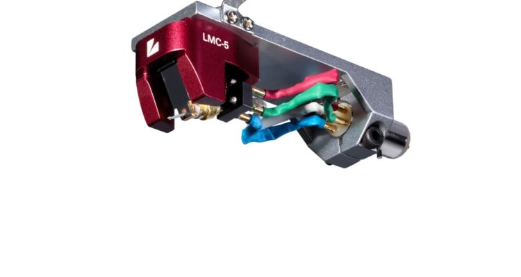 Luxman Tonabnehmer LMC-5 MC Moving Coil