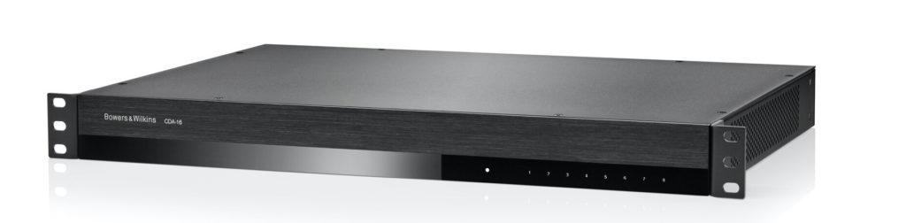 Bowers & Wilkins CDA-16 Verteilerverstärker Custom Install Einbau Amp News Test Review