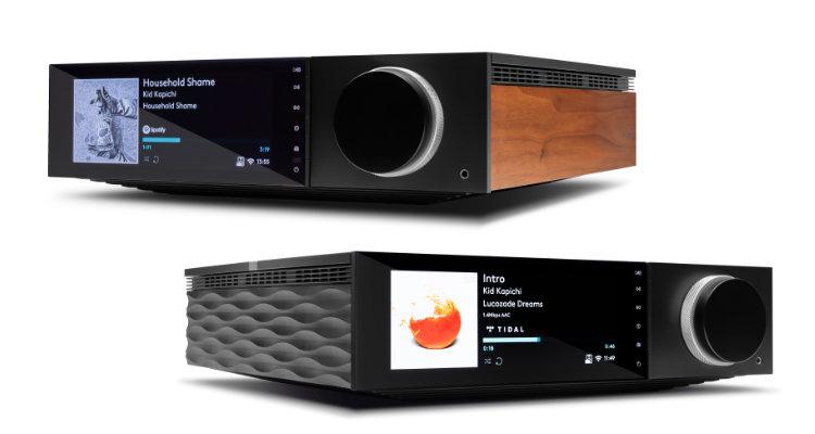 Cambridge Audio Evo 150 und 75: Neue, kompakte All-in-One-Player