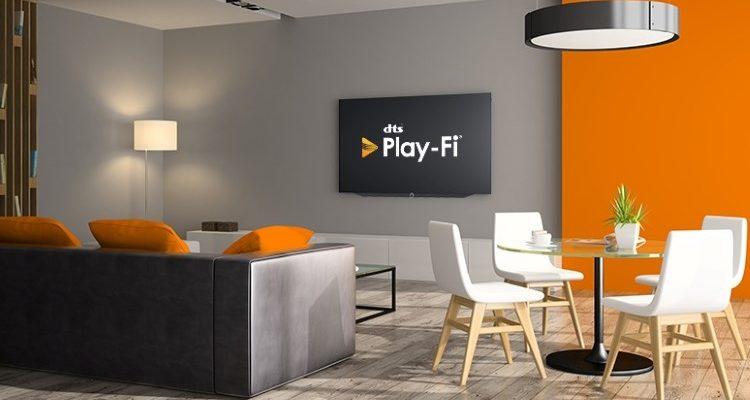 Loewe DTS Play-Fi Kooperation Soundbar Klang Sound Streaming kabellos