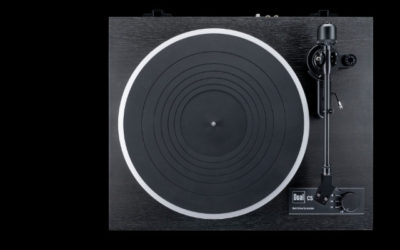 Plattenspieler Dual CS 418 518 Turntable Test Review News