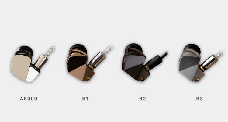 Final In-Ear Kopfhörer InEars ATR Audiotrade A800 B1 News Test Review Headphones