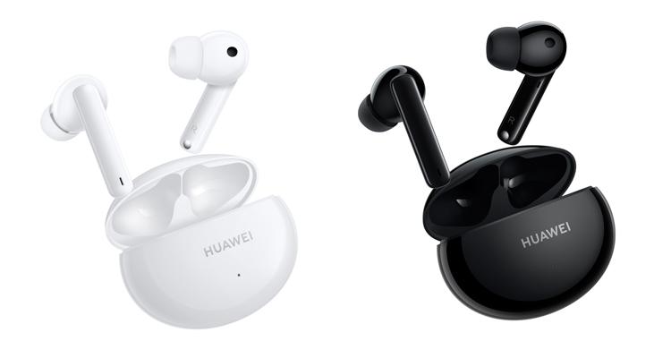 Huawei FreeBuds 4i In-Ear-Kopfhörer Bluetooth True Wireless InEars ANC weiß schwarz kaufen Preis Test