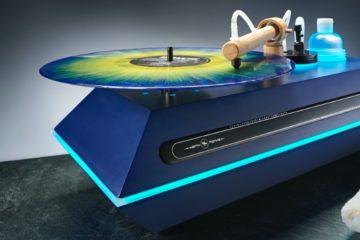 Keith Monks Plattenwaschmaschine Prodigy Record Cleaning Machine IAD News Test